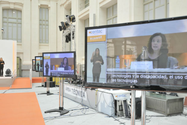 CENTAC celebra el cuarto congreso nacional dedicado a las tecnologías de la accesibilidad