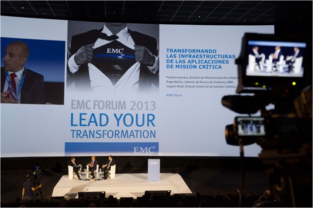Cloud, Big Data y seguridad protagonizan el debate en el EMC Forum 2013