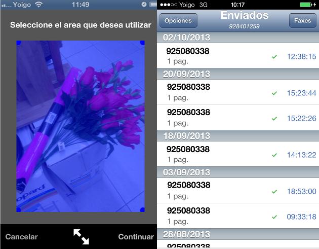 Telefácil lanza una nueva app que permite llevar el fax en el móvil