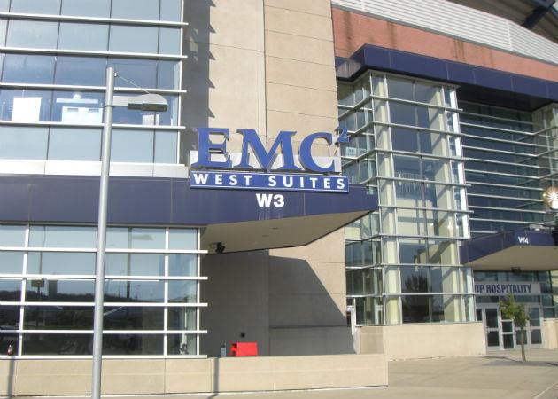 EMC obtiene mayores beneficios