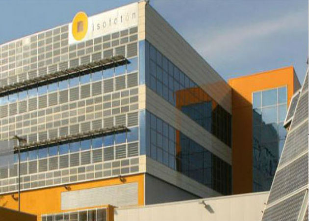 Enterasys despliega la red de la nueva fabrica estadounidense de Isofoton