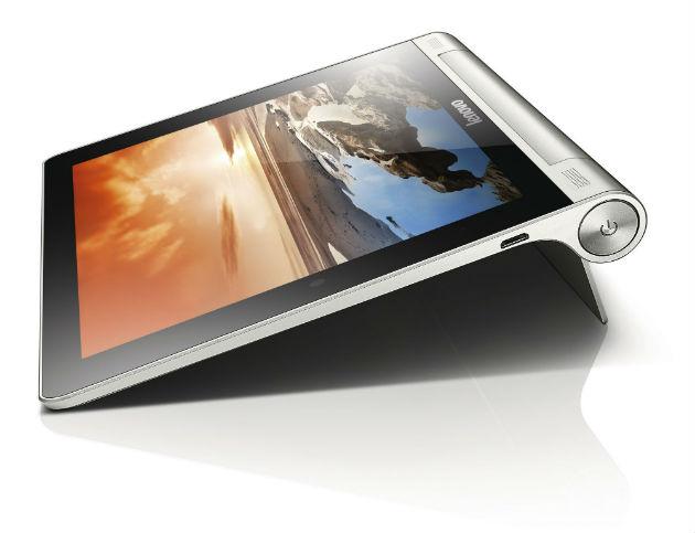 Lenovo presenta sus nuevos tablets