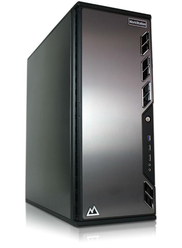 Mountain redefine el concepto de Workstation