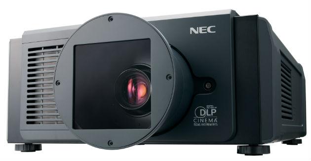 NC1100L, proyector NEC compatible con DCI