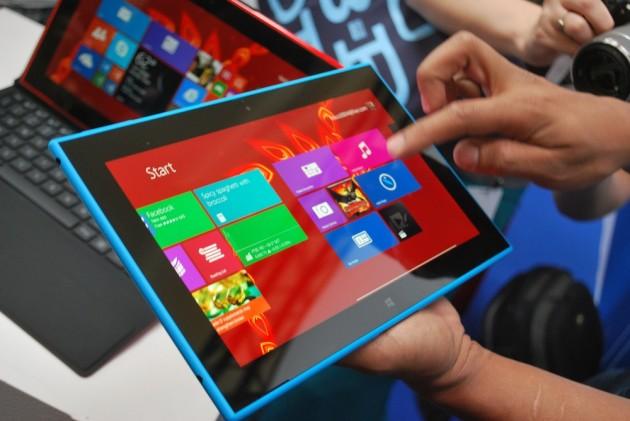 Qualcomm: La Surface 2 no puede compararse con la tablet de Nokia