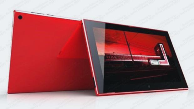 Llega la primera tablet de Nokia, Lumia 2520