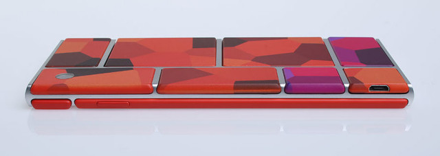 Motorola Ara, el hardware abierto para smartphones
