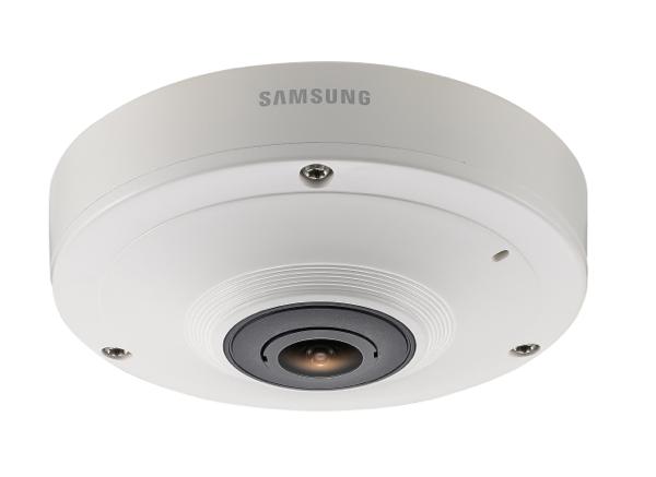 Cámara SNF-7010, nuevo domo de Samsung Techwin