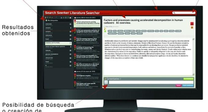 Search Seeker, sistema de búsquedas para el sector sanitario que ahorra tiempo y dinero