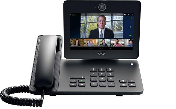 Serie Cisco DX 650