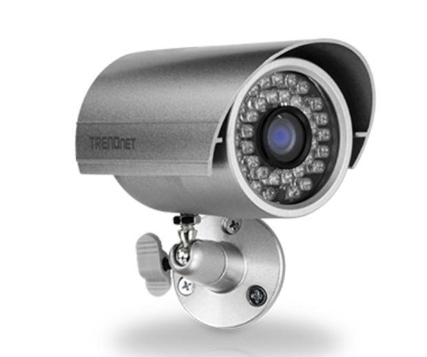 """TRENDnet lanza una cámara IP tipo """"bala"""" para exteriores"""