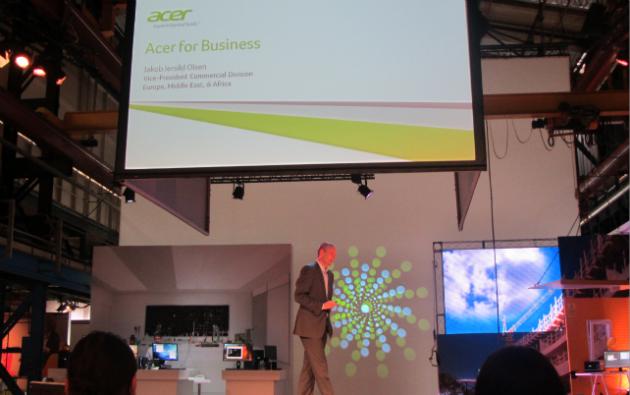 Acer quiere encontrar una forma de revolucionar la industria del PC