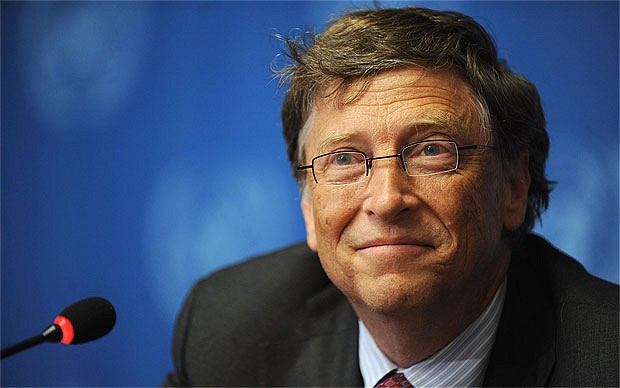 Bill Gates invierte en España con la compra del 6% de FCC