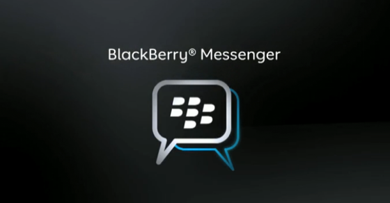 BlackBerry Messenger llega a iOS y Android