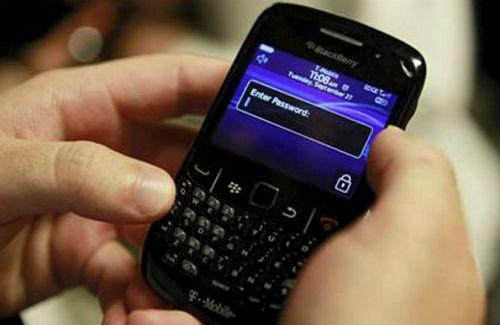 BlackBerry solo tiene el 2 % del mercado móvil