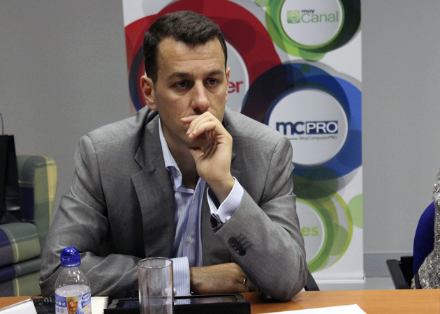 """Diego Rodríguez (Telefónica): """"España fue el país elegido para tirar del carro del cloud"""""""