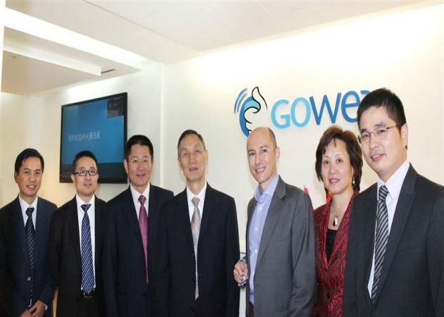 El fabricante chino ZTE será proveedor de Gowex