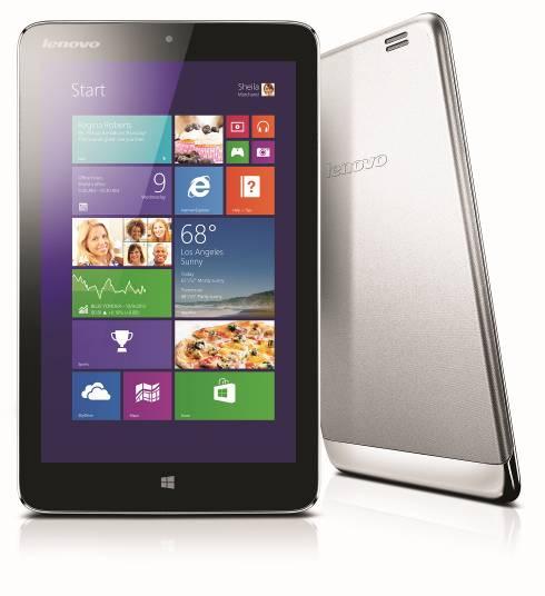 Miix2, nueva tablet de Lenovo