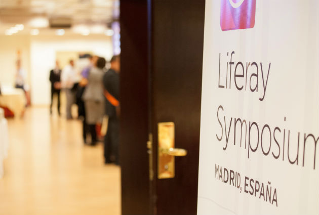 Liferay Symposium Spain 2013