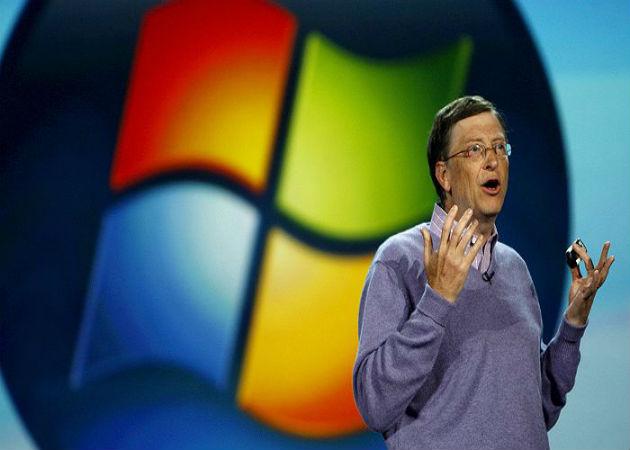 Inversores presionan a Bill Gates para que deje el consejo de Microsoft