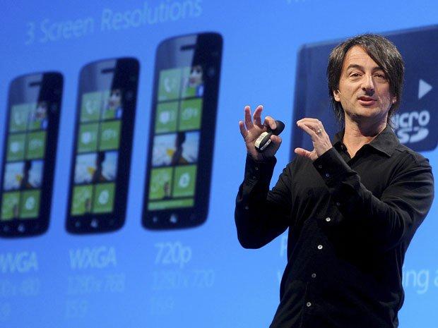 Microsoft: Somos pequeños pero estamos creciendo rápido