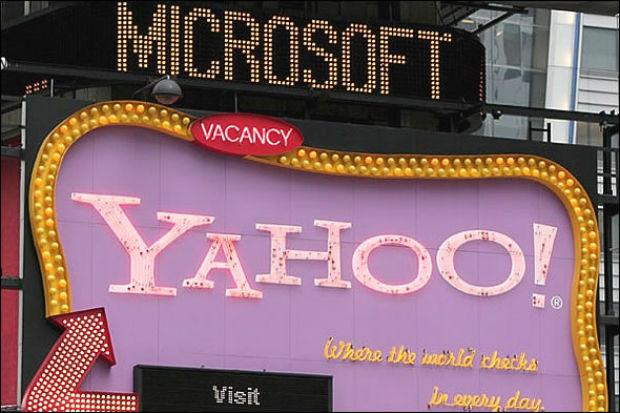 Las relaciones de Yahoo! y Microsoft empiezan a desgastarse