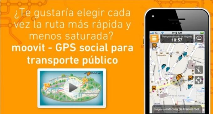 Moovit, una nueva app que ayuda en huelgas e imprevistos del transporte público