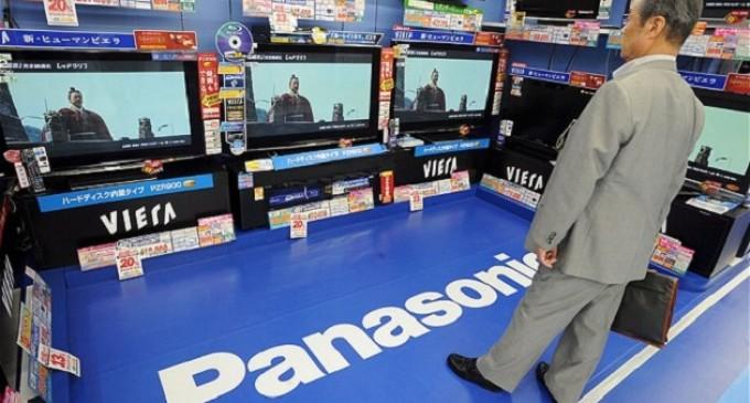 Panasonic asegura que ganará más de lo previsto