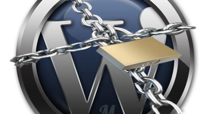 Cuatro pasos para proteger tu cuenta de wordpress