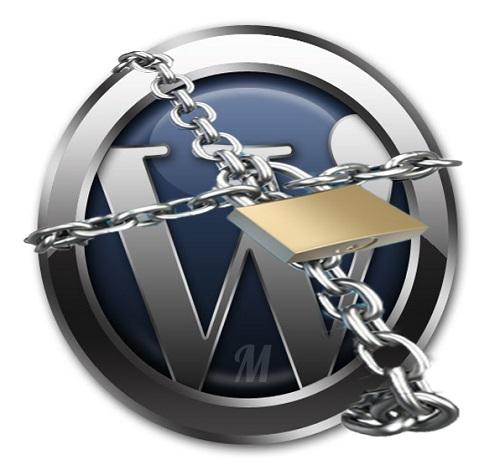 Protección wordpress