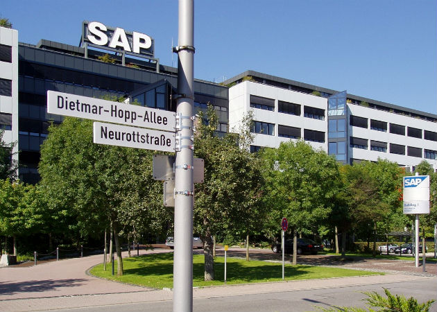 SAP crea un fondo de 650 millones de dólares para impulsar jóvenes empresas de TI