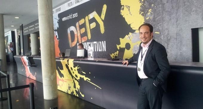 """Alejandro Solana, VMware: """"Lo que buscamos es dar simplicidad e independencia"""""""
