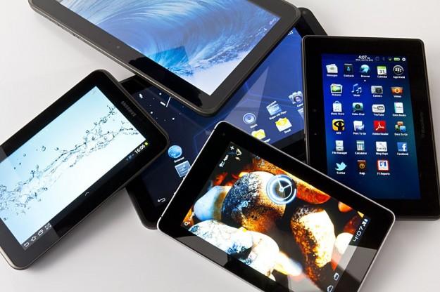 Samsung y Asus se reparten el mercado del tablet Android