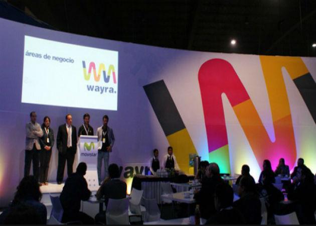 Tres startups españolas se darán cita el 12 de noviembre en el Demo Day de Wayra