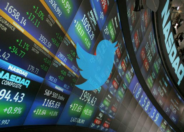 La bolsa de Nueva York hace pruebas con Twitter