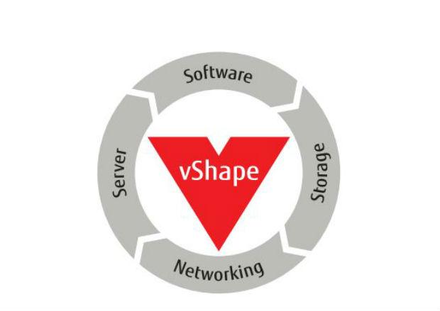 Fujitsu extiende las capacidades de su arquitectura de virtualización vShape