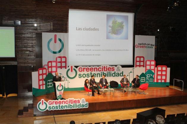 Telvent presenta sus soluciones para smart cities en Málaga