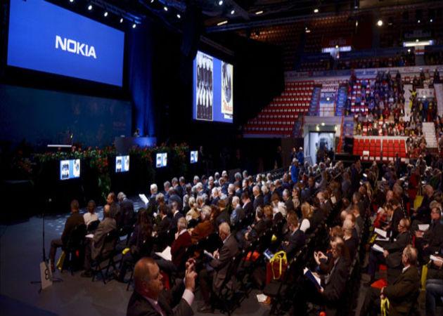 Los accionistas de Nokia aprueban el acuerdo de compra por parte de Microsoft
