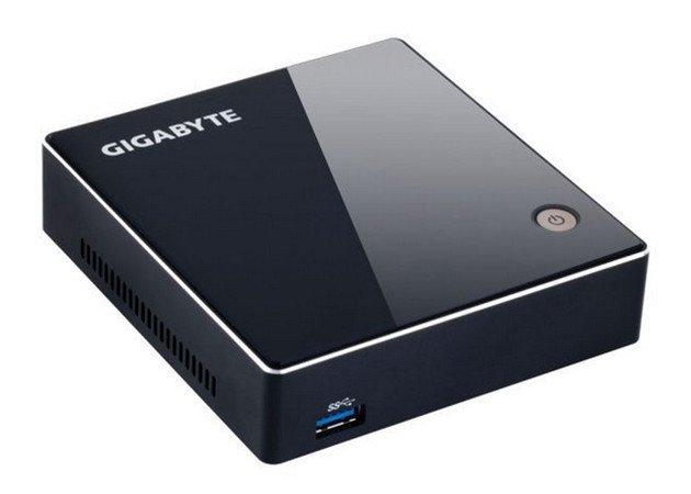 Se pone a la venta el potente mini-PC con Haswell, Gigabyte BRIX