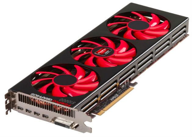 AMD anuncia su nueva gráfica profesional con hasta 12 GB GDDR5