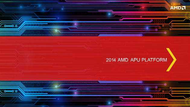 Llegan las nuevas APU Mobile 2014 de AMD
