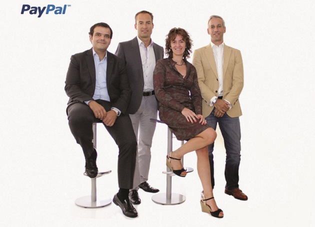 Equipo PayPal