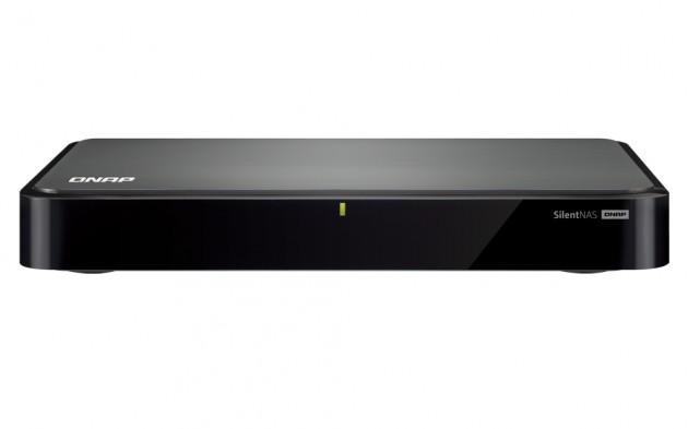 NAS HS-210, especializado en aplicaciones multimedia