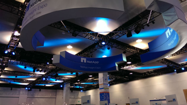 NetApp presenta su nueva colección de almacenamiento empresarial