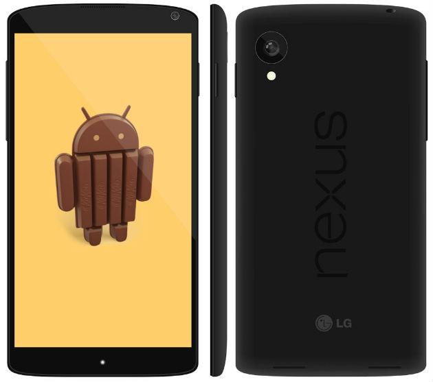 Bienvenidos Nexus 5 y Android 4.4 – Selección TPnet