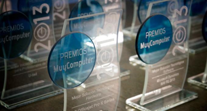 Premios MuyComputer 2013: ganadores y fiesta