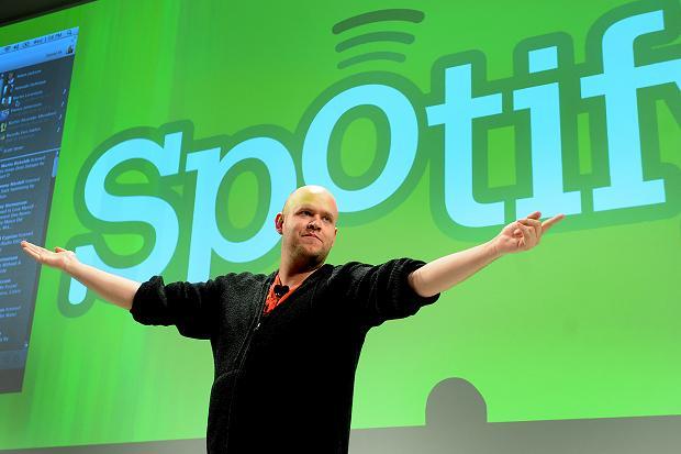 Spotify valorada en 4.000 millones de dólares