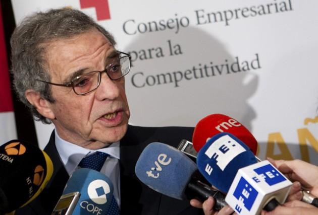 CÉSAR ALIERTA PARTICIPA EN PRESENTACIÓN DE UN INFORME SOBRE LA EXPORTACIÓN EN ESPAÑA