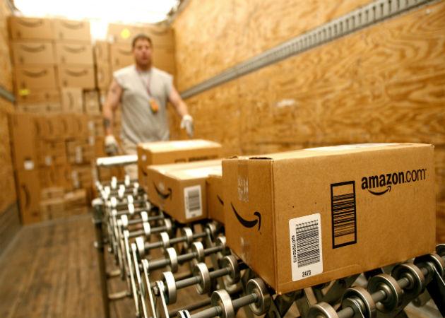 Los trabajadores alemanes de Amazon planean una huelga antes de Navidad