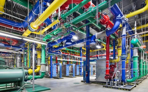 Google inaugura un nuevo centro de datos en Finlandia